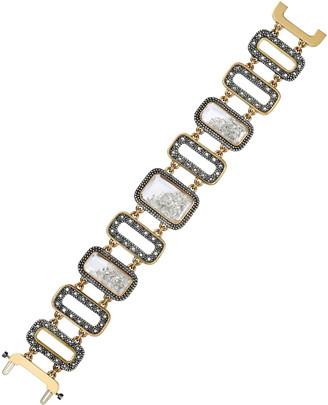 Moritz Glik Diamond Kaleidoscope Shaker Bracelet