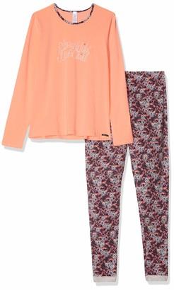 Skiny Girls' Cosy Night Sleep Pyjama Lang Sets