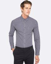 Oxford Uxbridge Checked Shirt