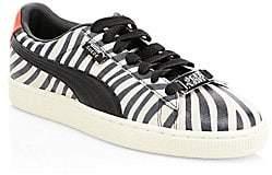 Puma Men's Paul Stanley Striped Sneakers