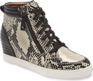 Linea Paolo Niya Wedge Sneaker