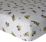 Lambs & Ivy Bedtime Originals Curly Tails Sheet by Bedtime Originals