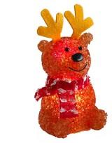 Philips USB Lit Reindeer in Scarf