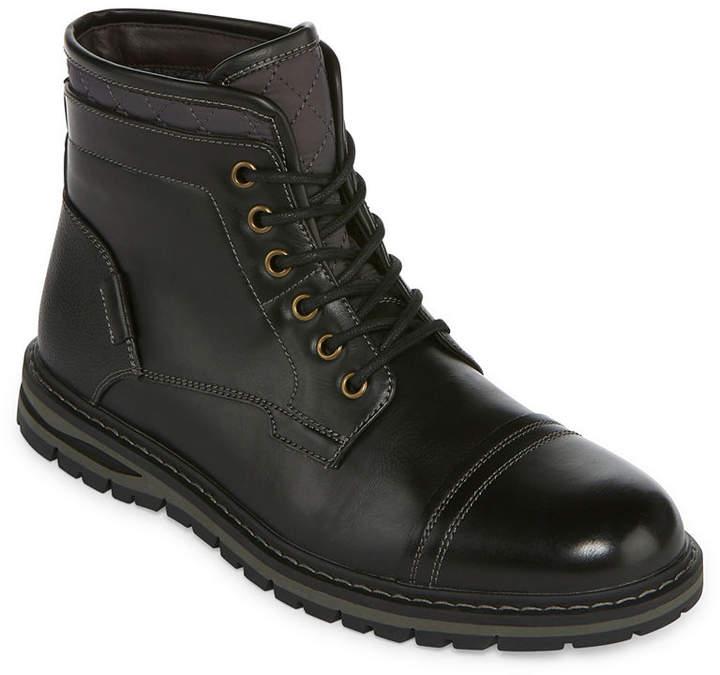 f323b5e1f752 Jf J.Ferrar Black Men s Shoes