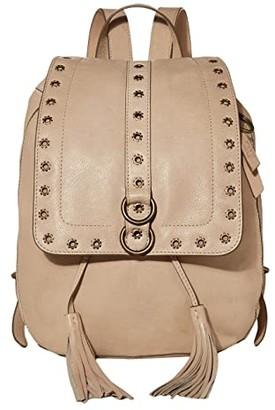 Frye Evie Backpack (Bone) Backpack Bags