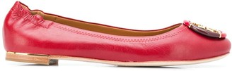 Tory Burch Minnie ballerina shoes