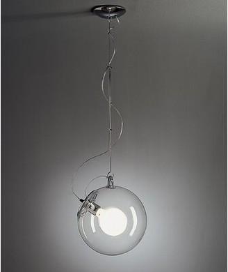 Artemide Miconos 1 - Light Single Globe Pendant Finish: Polished Aluminum