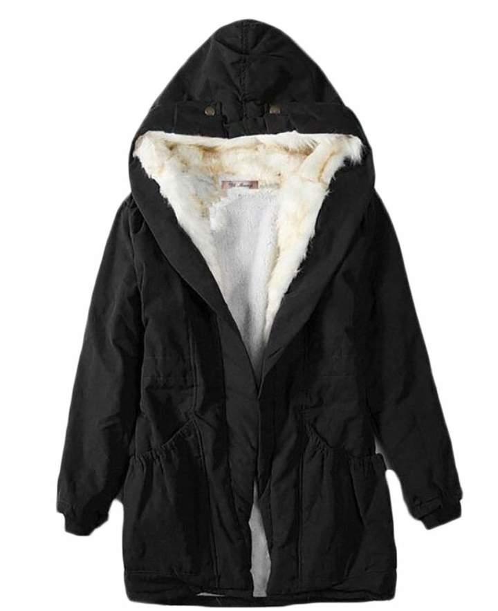 f9efdb8f7b8 Fur Lined Winter Coat - ShopStyle Canada