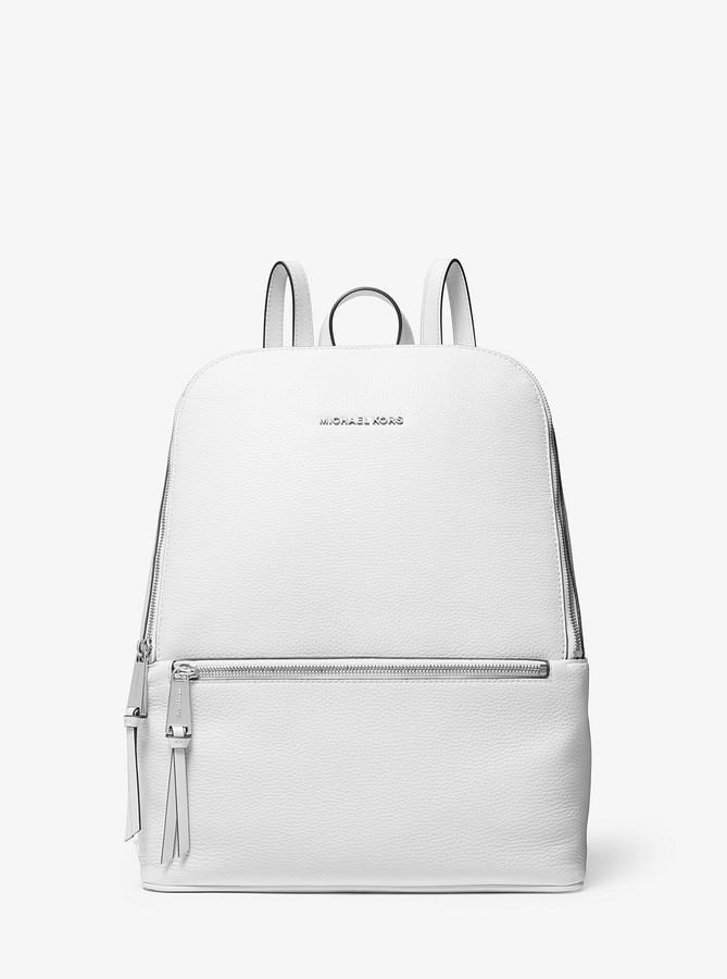 650d6b37dfa Toby Medium Pebbled Leather Backpack