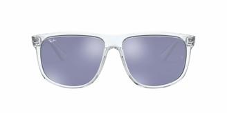 Ray-Ban Unisex's Rb4147 Boyfriend Sunglasses