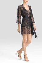Josie Natori Chantilly Lace Robe