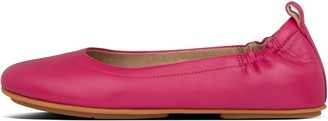 FitFlop Allegro Leather Ballet Falts