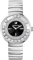 Swarovski Lovely Crystals Black Watch