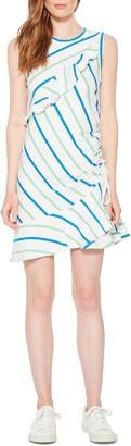 Parker Francie Ruffle Sleeveless Dress