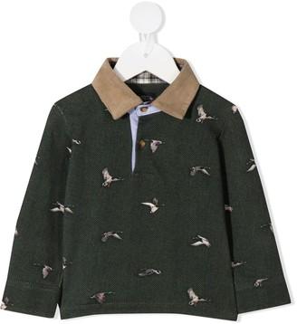 Lapin House Bird Polo Shirt