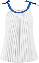 See by Chloe Pleated jersey top