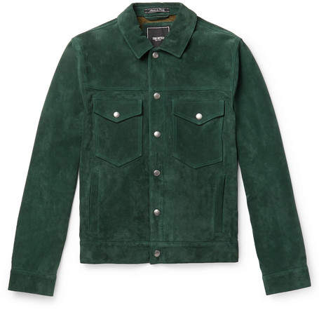 521a88df774c3 Todd Snyder Green Men's Outerwear - ShopStyle