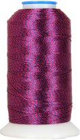 Threadart Color Twist Polyester Embroidery Thread - 40wt - 1000m - 12 Colors Available - No. 1
