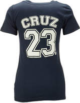 5th & Ocean Women's Nelson Cruz Seattle Mariners Foil Player T-Shirt