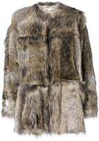 Stella McCartney Fur Free Fur Elina coat