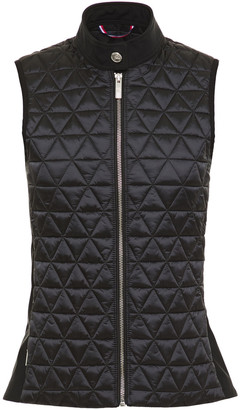 Fusalp Quilted Shell Vest