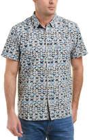 VISSLA Crossing Woven Shirt