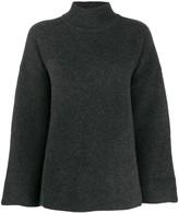 Antibes knit swing jumper