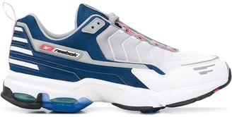 Reebok low top DMX6 MMI sneakers