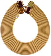Dominique Aurientis Multi-Strand Chain Necklace