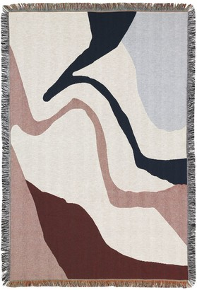 ferm LIVING Vista Cotton Blanket