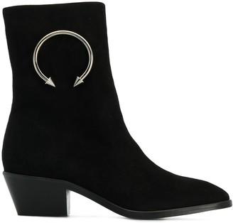 Dorateymur Nizip Offroad ankle boots
