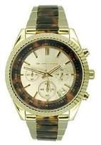 Michael Kors Clarkson MK5963 Women's Wrist Watches, Gold Dial