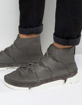 Clarks Trigenic Hi Sneakers