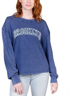 Rebellious One Juniors' Brooklyn Long-Sleeve T-Shirt