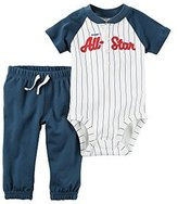 Carter's Baby Boys Bodysuit Pant Sets 121h152