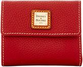 Dooney & Bourke Pebble Grain Small Flap Wallet