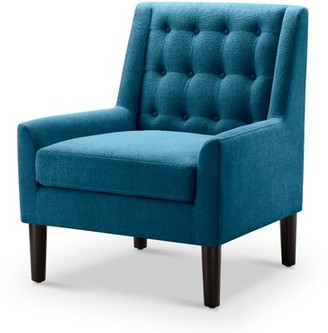 Wittenberg Side Chair Latitude Run Fabric: Charcoal