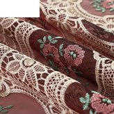 JHT OUYM JHT Lae embroidery table loth/ European garden tableloth/ oblong table loth/ table loth/Use loth napkins