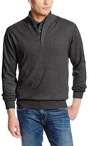Cutter & Buck Men's Broadview Half Zip Sweater