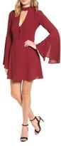 Socialite Women's Harper Bell Sleeve Dress