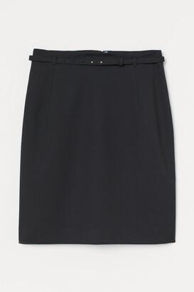 H&M Pencil Skirt - Black