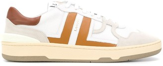 Lanvin Clay low-top leather sneakers