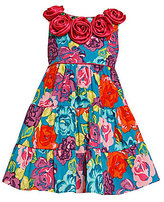 Bonnie Jean 2T-6X Floral-Print Dress