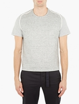 Wooyoungmi WOOL FRONTED T-SHIRT