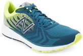New Balance Blue & Lime Vazee Pace Running Sneakers