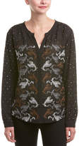 Scotch & Soda Embellished Blouse