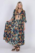 Raga Tropical Paradise Maxi Skirt