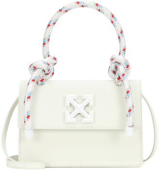 Off-White Off White Jitney 1.4 leather tote