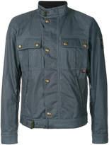 Belstaff slim-fit buckled jacket