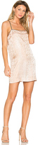 Raquel Allegra 90's Mini Dress in Blush. - size 2 / M (also in 3 / L)